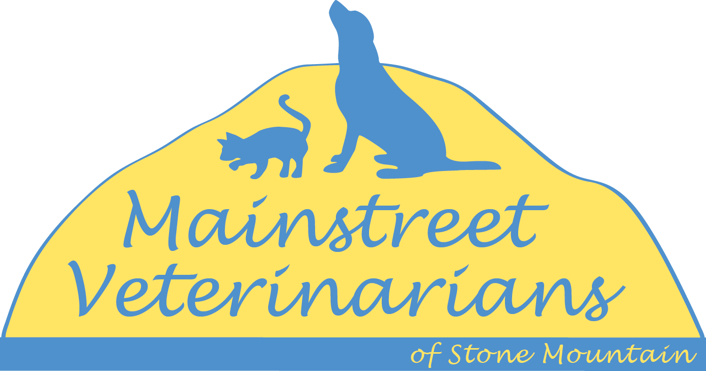 MainStreet Veterinarians of Stone Mountain Retina Logo